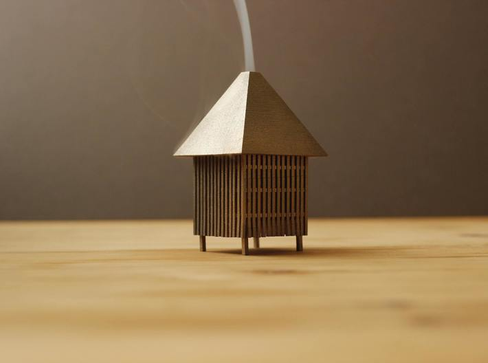 Smoke House 3d printed