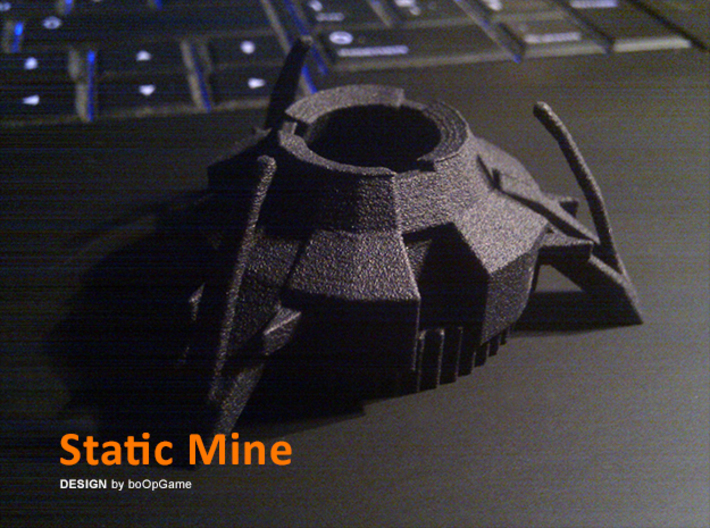 boOpGame Shop - Half-Life Static Mine 3d printed Half-Life Static Mine