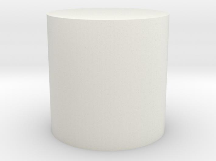 Cylinder Shape 3d printed