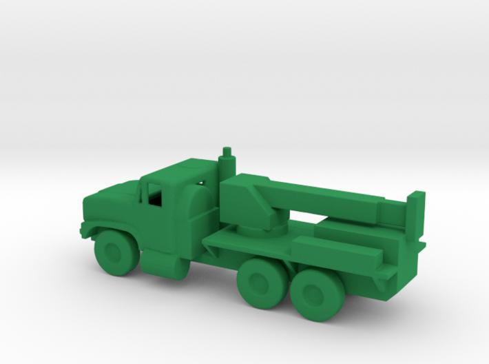 1/200 Scale Oshkosh Mk 36 MTVR Wrecker 3d printed