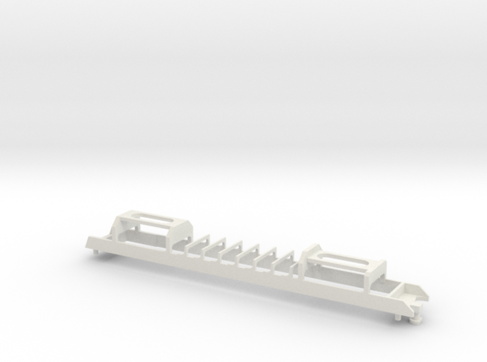 N04 - Optional Waratah Motor Chassis 3d printed