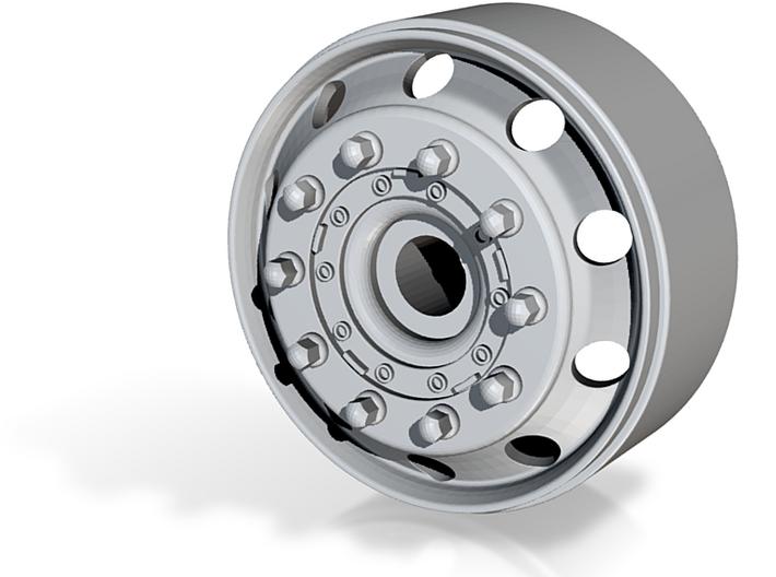 1/24 italeri truck euro wheel Front 3d printed