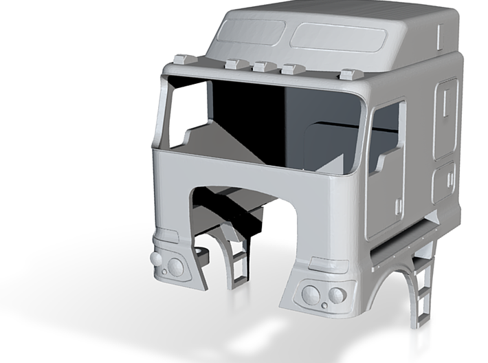 K200 - # 2 cab 1/64 3d printed