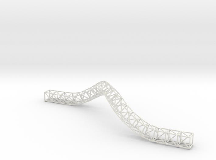 L'anguilla 3d printed