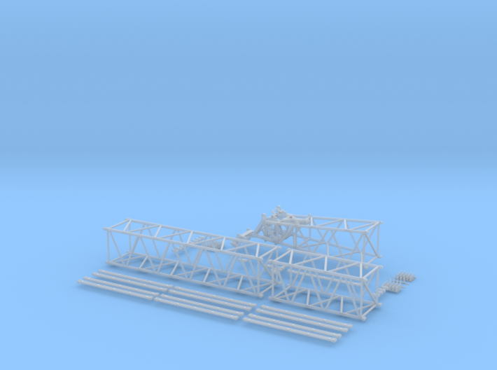 LR1750 S Mast Ver4 3d printed