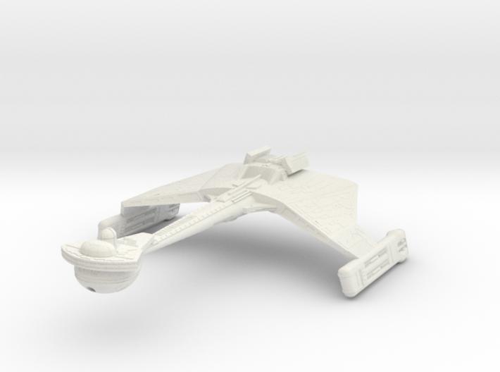 """Valtinga Class BattleCruiser 2.5"""" 3d printed"""