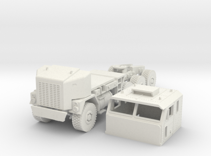 M1070 1:72 scale 3d printed