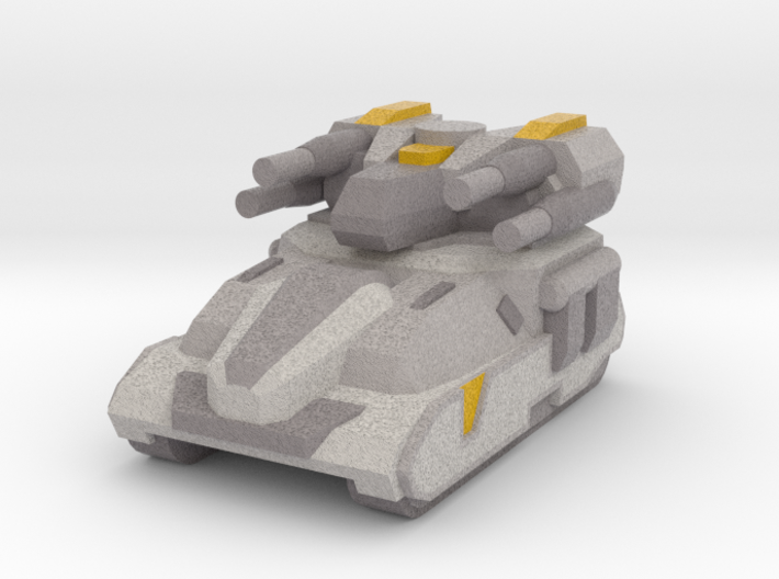 """""""Kane"""" MBT 10mm (Available in color!) 3d printed"""