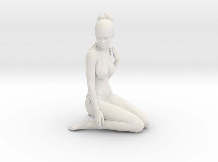 1:24 1:10 Bikini Girl 020 3d printed