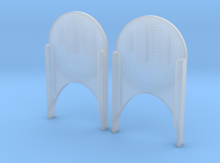 Dekoids for the Lunar Models Excelsior 3d printed