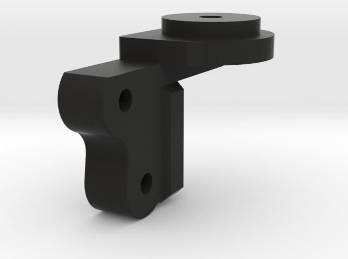 CMAX+SCX2 axle Rear Left Coil Bucket 3d printed
