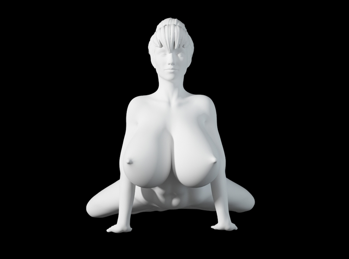 Tummy sexy woman 1/10 3d printed