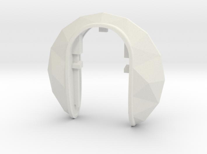 DIAMOND KEY FOB 3d printed
