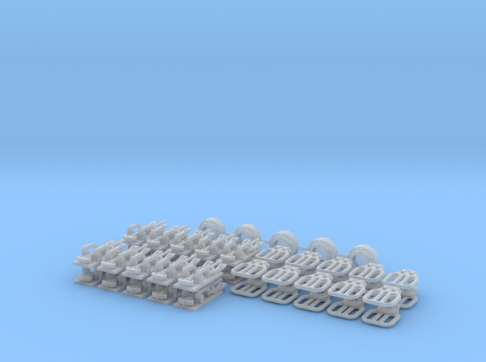 """1/34 scale Set for Ty """"a"""" 3d printed"""