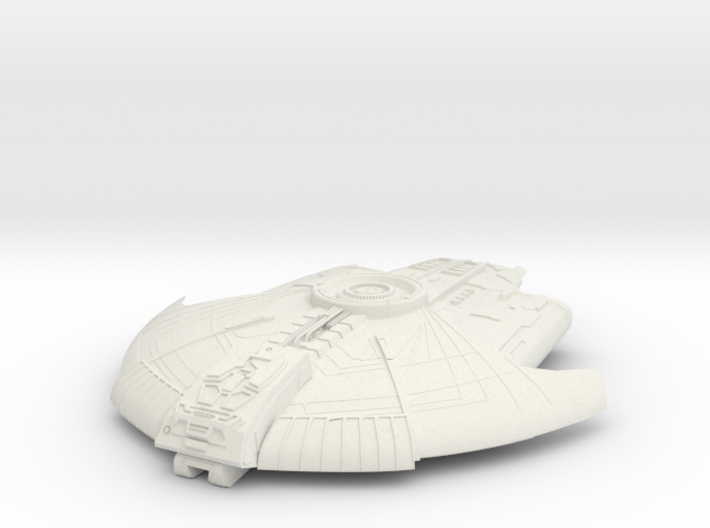 Cardassian Kewasp Class Scout Destroyer 3d printed