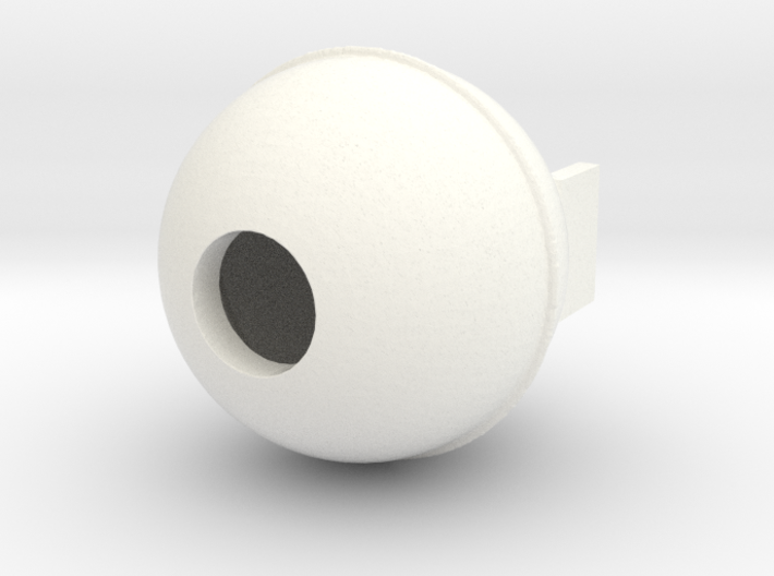 Wessex Gas Bottle 3d printed