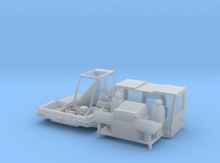 LenniCraneCabparts 3d printed