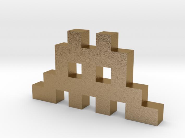 Invader1 3d printed