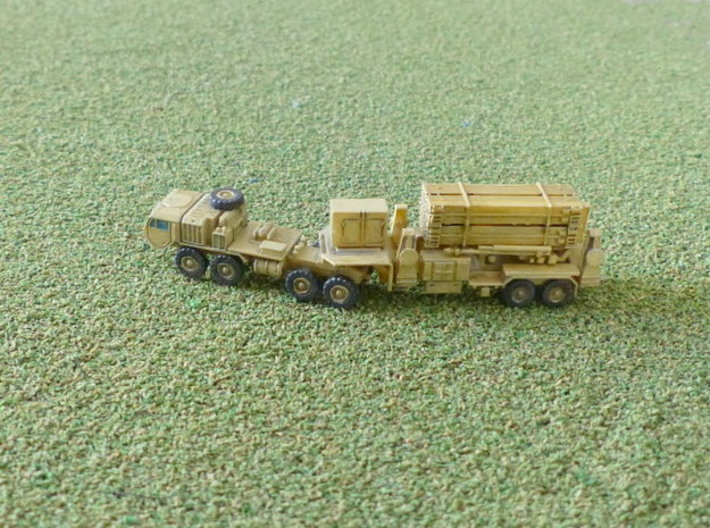 US MIM 104 Patriot PAC-3 traveling 1/160 3d printed 1/295 Model
