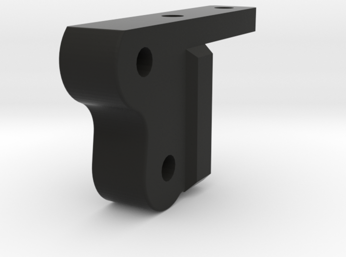 CMAX SCX2 Leaf Spring Axle Conversion Bracket 3d printed