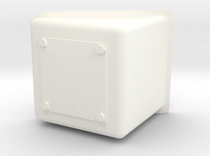 Wessex Nose Box 3d printed