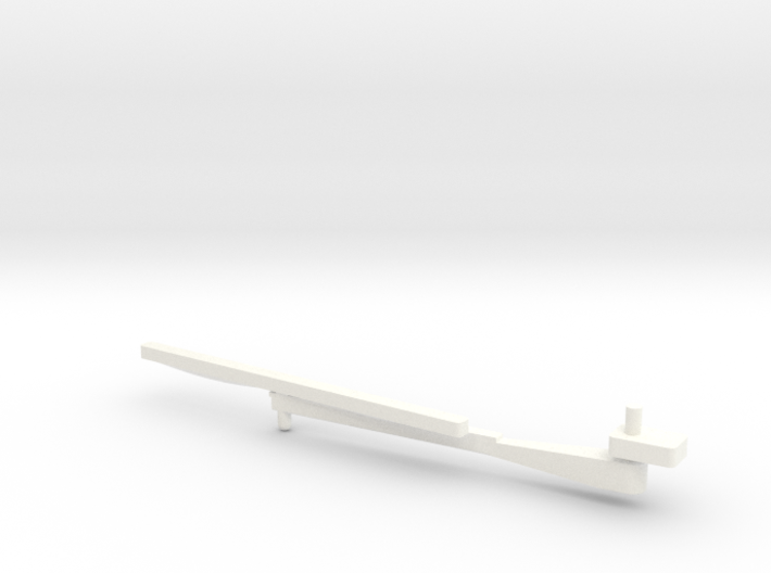 PN Wessex Wiper Left 3d printed