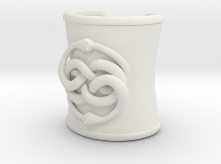 Roman Cuff Neverending Story 3d printed