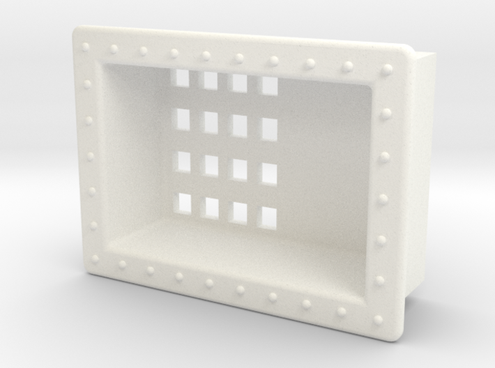 Seaking 30 X 22 Mesh Box 3d printed