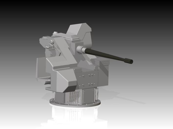 30mm Cannon kit x 2 - 1/96 3d printed 30mm Canon