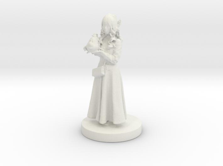 Printle C Femme 189 - 1/24 3d printed