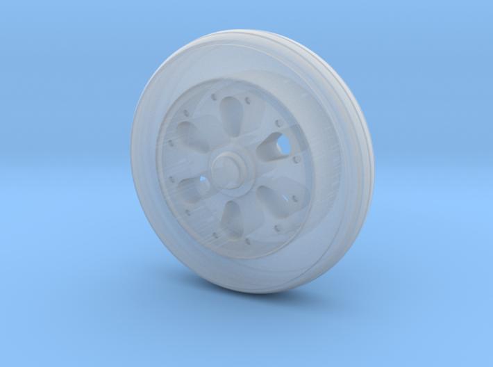 Douglas Skyrocket Nose Wheel 1/32 scale 3d printed