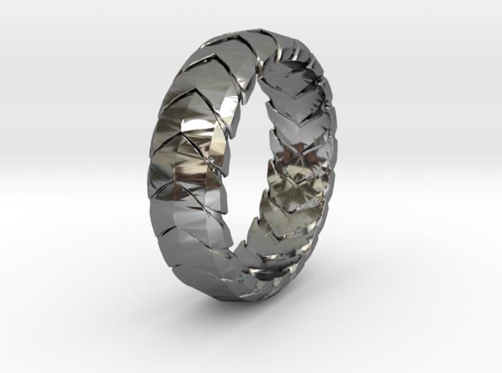 V RING 7 3d printed