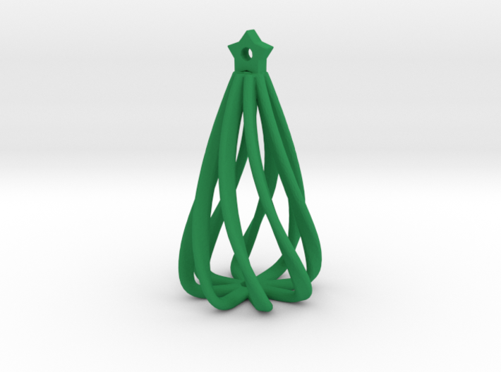 Christmas decoration 3d printed