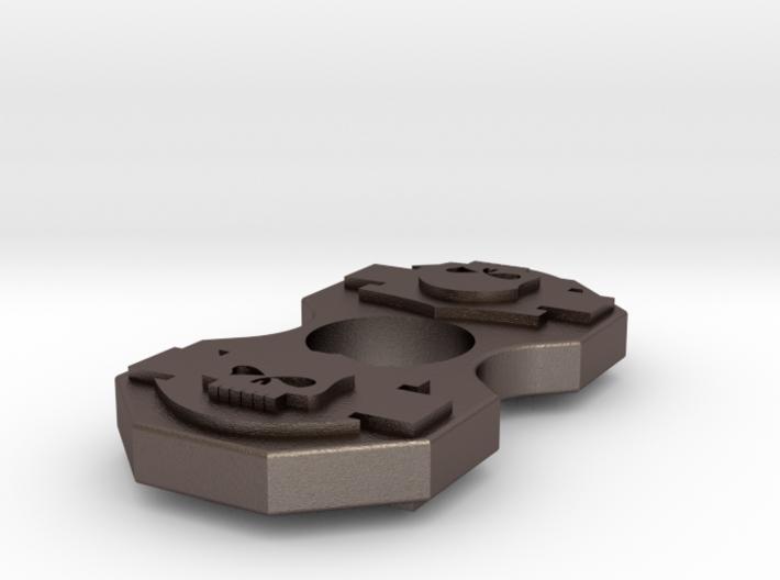 HD Spinner 3d printed