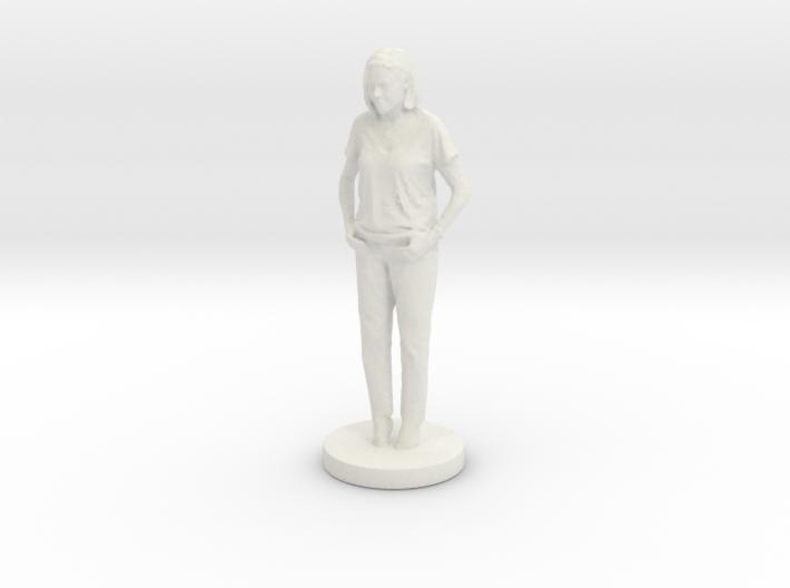 Printle C Femme 224 - 1/24 3d printed