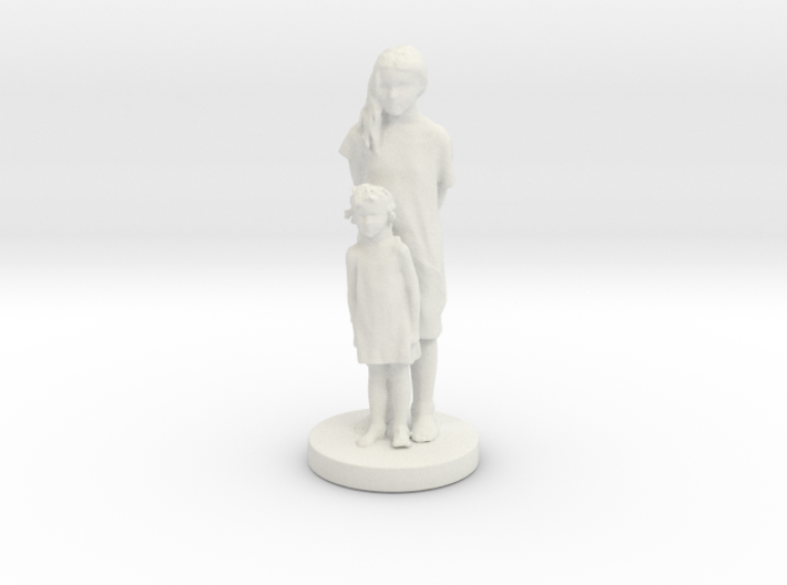 Printle C Couple 026 - 1/24 3d printed