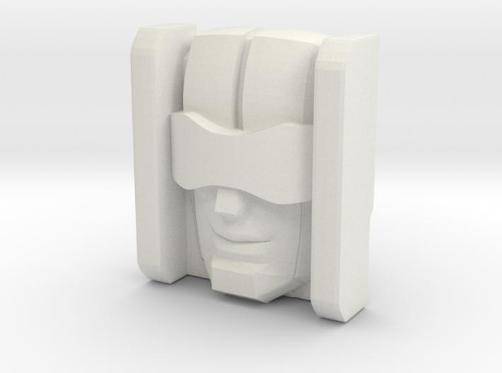 Gobots Leader-1 Face, Toon (Titans Return) 3d printed