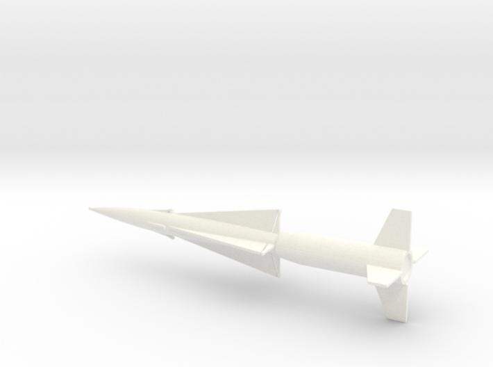1/144 Scale Nike Ajax Missile 3d printed
