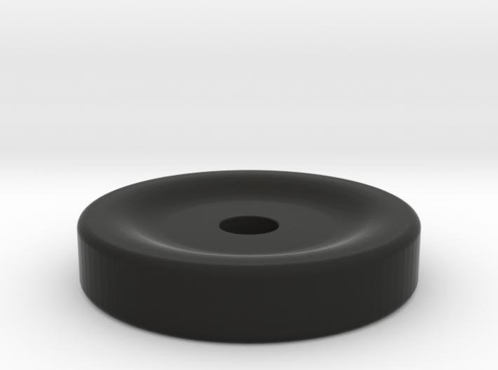 WoodenBoxCar-DoorHangerWheel 3d printed