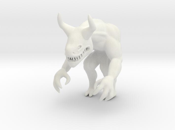 Eviscerator 3d printed