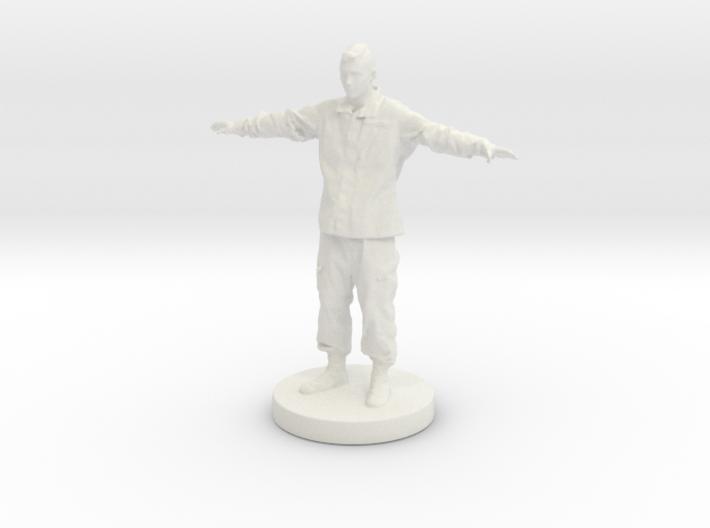Printle C Homme 160 - 1/24 3d printed