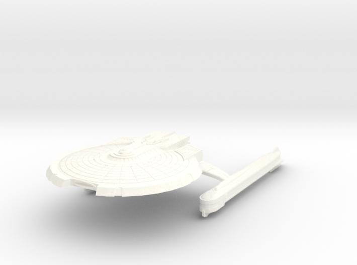 Uss Sagittarius 3d printed