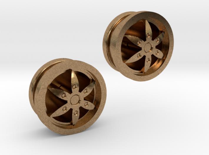 Designfelge Mit 1mm Bohrung 3d printed