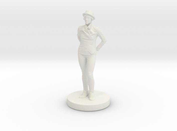 Printle C Femme 151 - 1/24 3d printed
