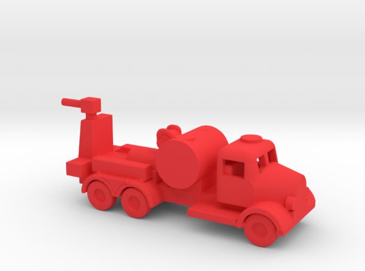 1/200 Scale Austin K6 Fire Truck 3d printed