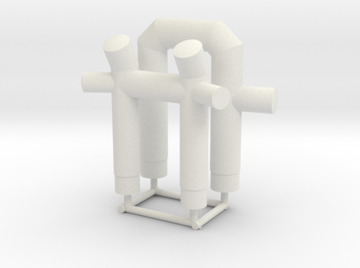 STANTUG 2208 - Towing Bits (2pcs) 3d printed