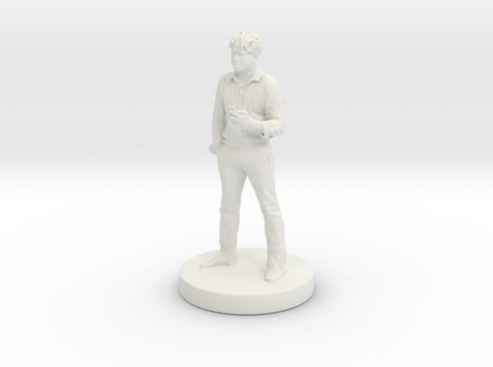 Printle C Homme 207 - 1/24 3d printed