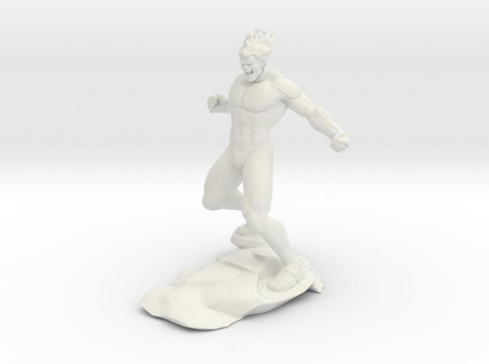 Wolverine 100 mm 3d printed
