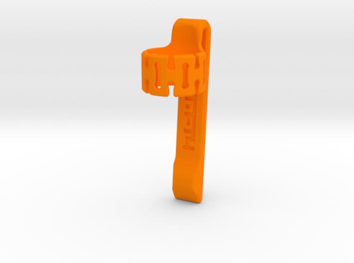 Pen Clip: for 11.5mm Diameter Body 3d printed