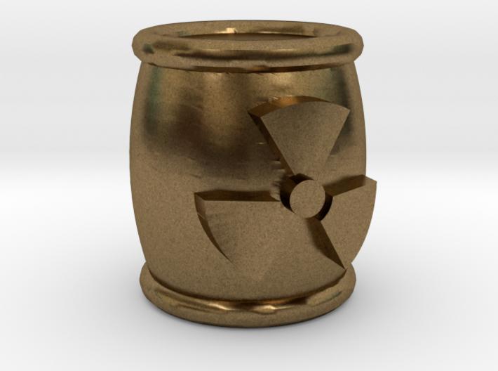 Power Grid Uranium Barrels - One Barrel 3d printed